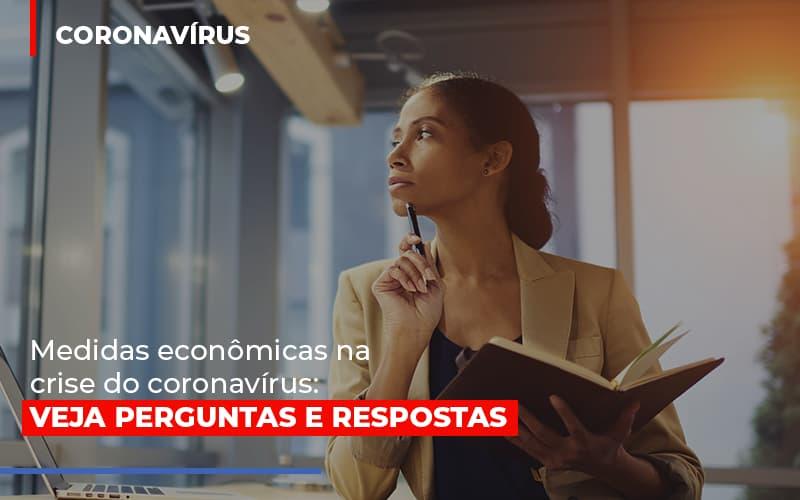 Medidas Economicas Na Crise Do Corona Virus Contabilidade - Contabilidade em Florianópolis | Rocha Contabilidade Digital
