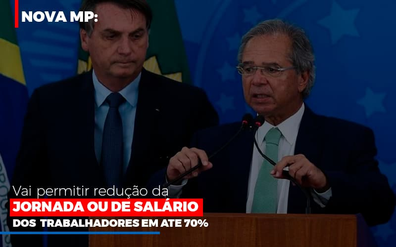 Nova Mp Vai Permitir Reducao De Jornada Ou De Salarios Contabilidade - Contabilidade em Florianópolis | Rocha Contabilidade Digital